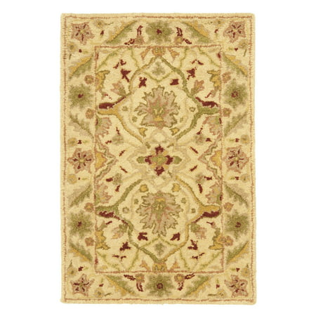 Safavieh Antiquity Toireasa Traditional Floral Area Rug or Runner