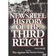 A Newsreel History of the Third Reich: Volume 6 (DVD)