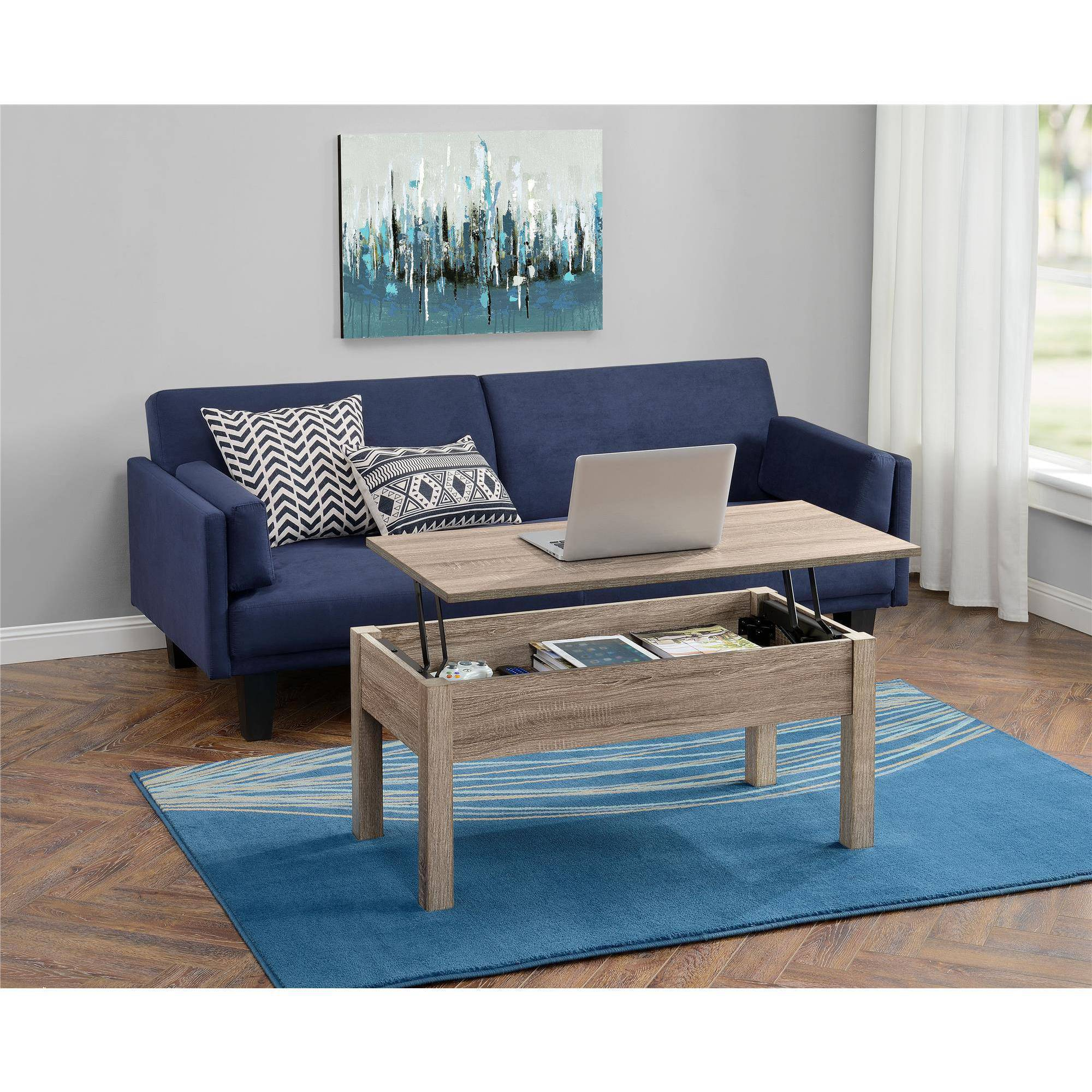 Mainstays Lift Top Coffee Table, Multiple Colors   Walmart.com