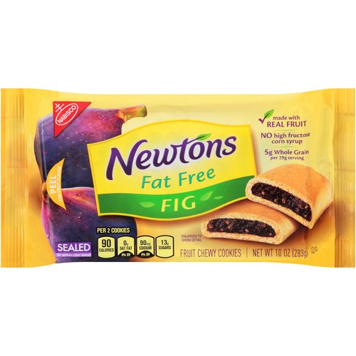 Nabisco Fat Free Fig Newtons, 10 oz