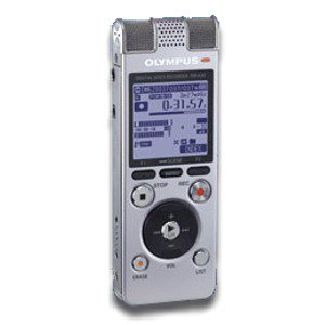 Olympus 142665 DM-620 Voice Recorder Silver