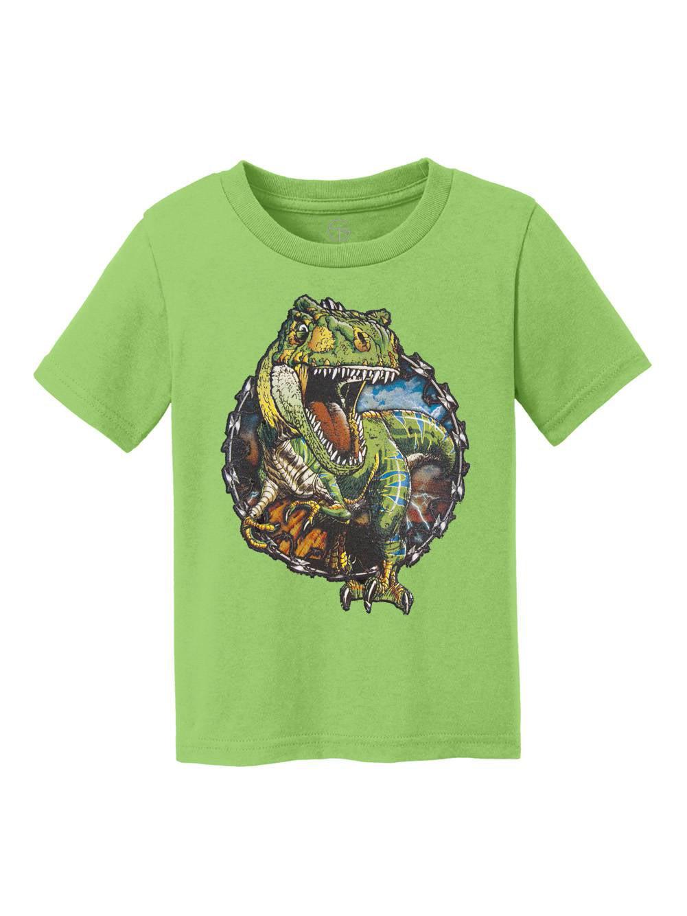 Tyrannosaurus Rex Youth Cotton T-Shirt