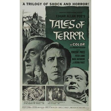 Tales of Terror POSTER Movie Mini - Halloween 30 Years Of Terror Poster