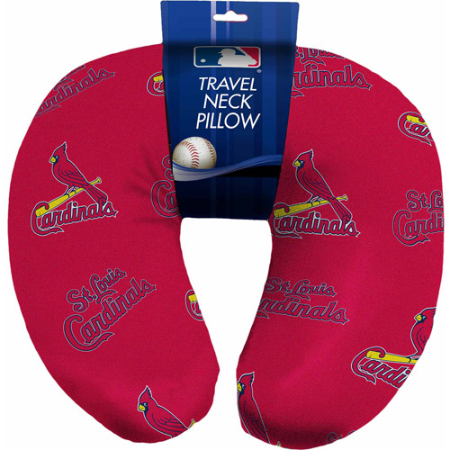 MLB U-Neck Pillow, Cardinals