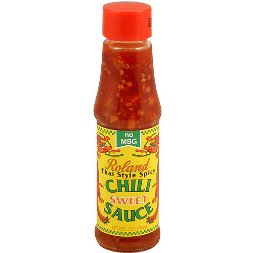 Roland Sweet Chili Sauce, 5 oz (Pack of 6)