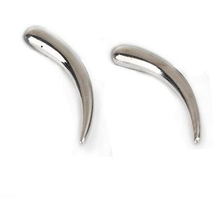 Ear Clipper (Ear Climbers/Ear Crawlers Earrings Cuff Climber Pins curves)