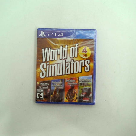 World of Simulators [Playstation 4]