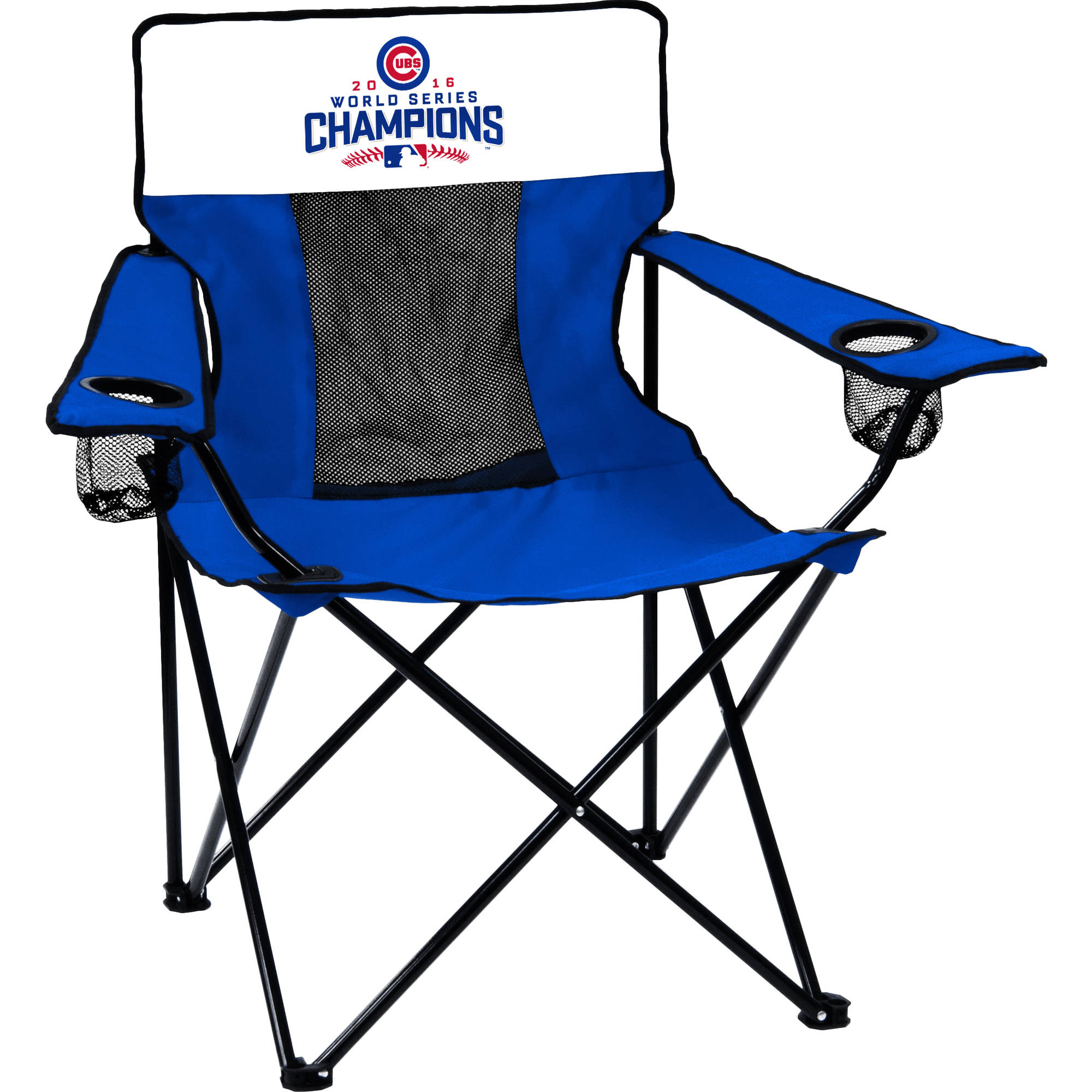 MLB Chicago Cubs 2016 World Series Champion Elite Chair