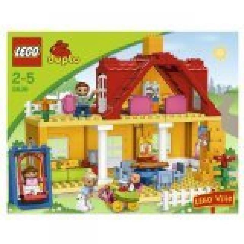 Lego DUPLO LEGOVille Family House 5639
