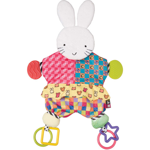 Kids Preferred - Amazing Baby Teether Bunny