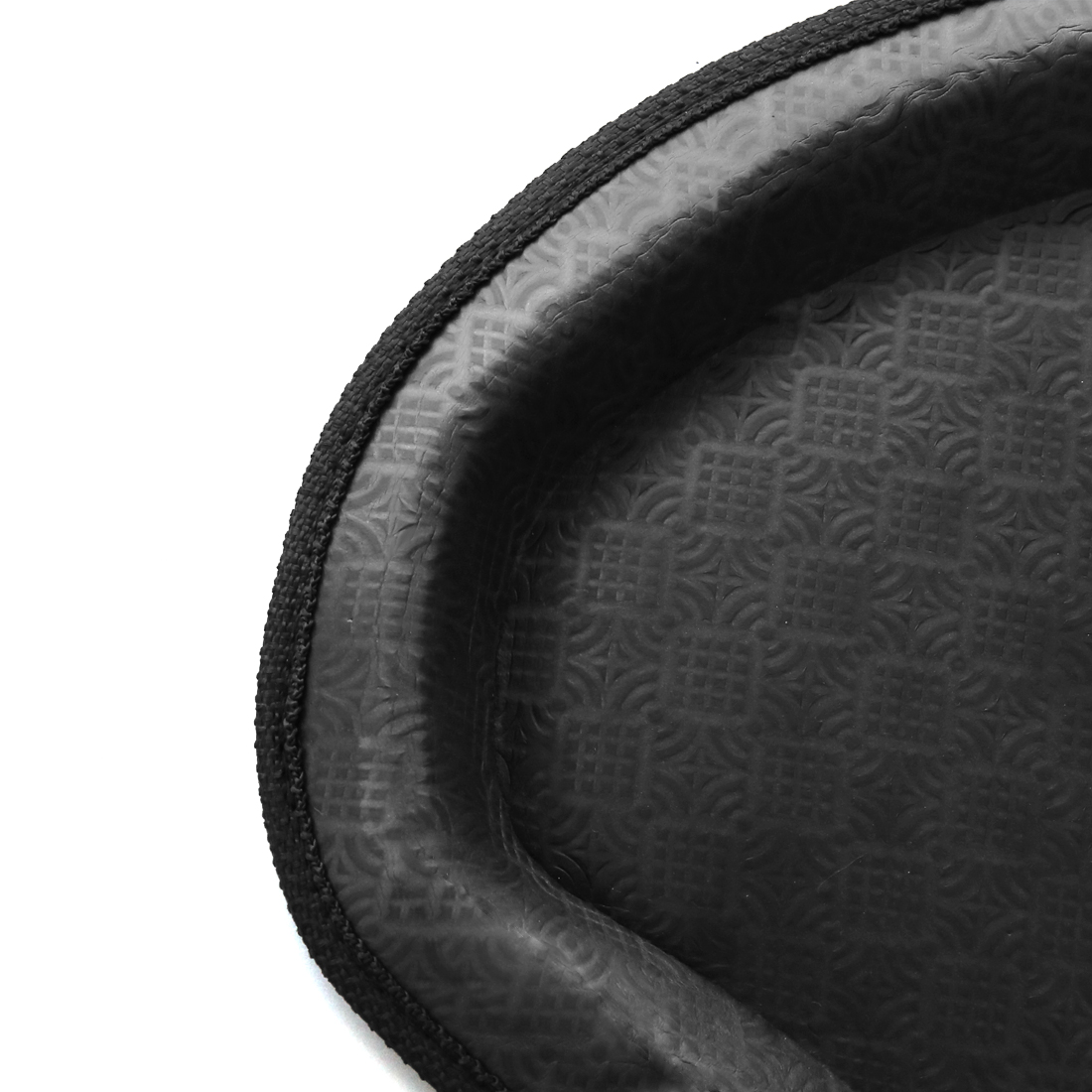 Black Rear Trunk Tray Boot Liner Cargo Floor Mat Cover Fit for RAV4 09-12