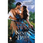 Never a Bride: A Duke's Daughters Novel (Paperback)