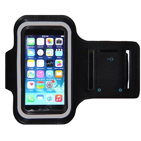 Ultra Slim Smartphone Armband for iPhone 5 / 5S / 5C SE