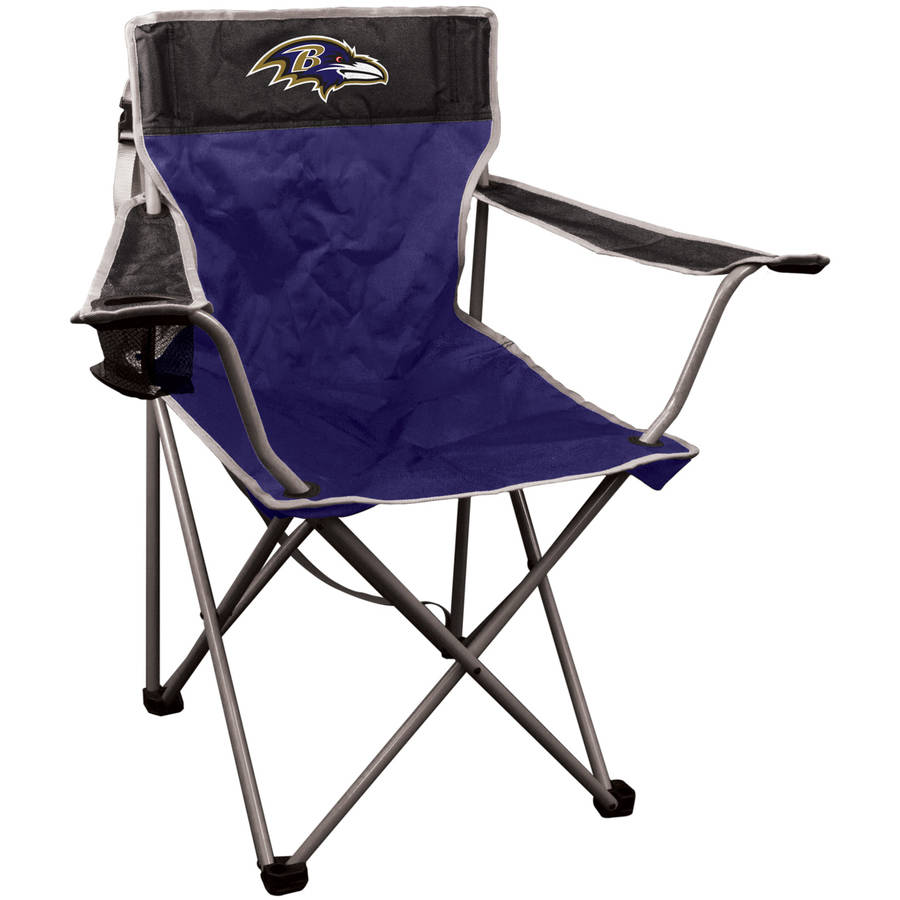 NFL Baltimore Ravens Halftime Quad Chair by Rawlings