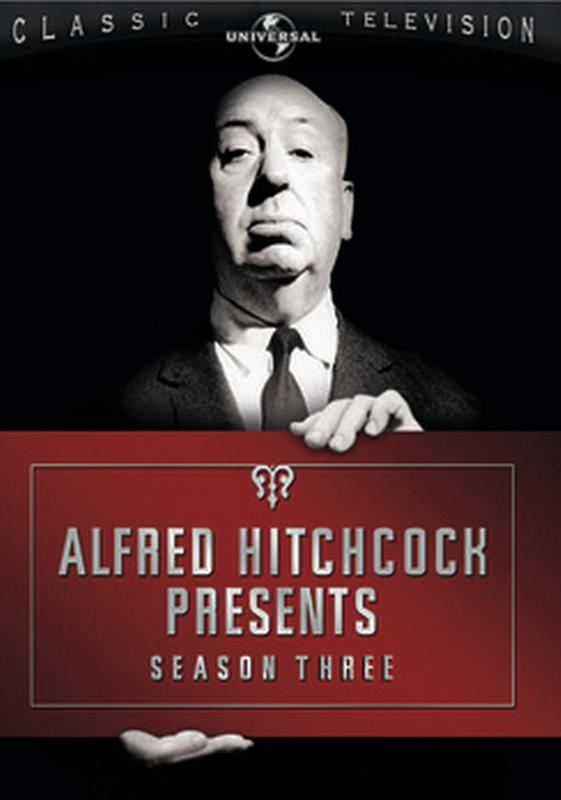 Alfred Hitchcock Presents: Season Three (DVD) by Universal
