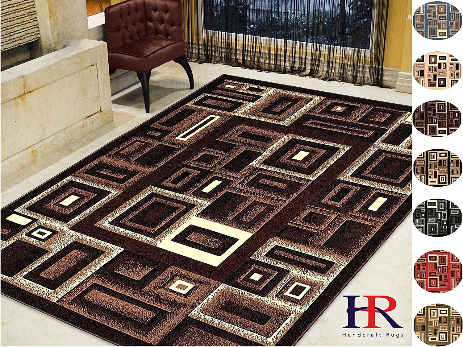 Handcraft Rugs Modern Contemporary Brand New Area Rugs