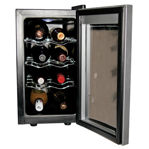 Koolatron 8 Bottle Single Zone Freestanding Wine Cooler