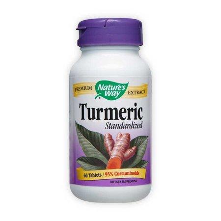 Nature S Way Turmeric Standardized
