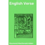 English Verse - eBook