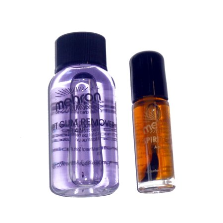 Mehron Spirit Gum and Remover Combo 118](Spirit Gum And Remover)