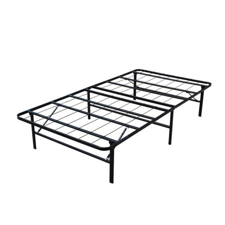 Homegear Platform Metal Bed Frame Mattress Foundation