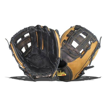 "Shoeless Joe 11.75"" Pro Select Series H-Web Baseball Glove, Right Hand Throw"