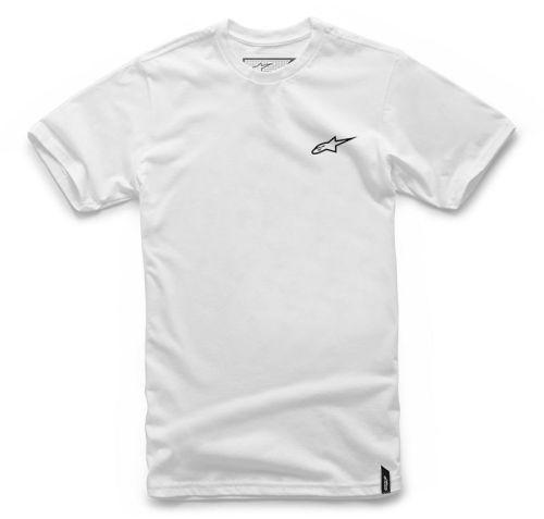 large Alpinestars logo tshirt