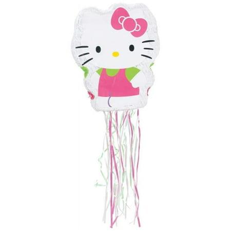 Hello Kitty Pull String - Hello Kitty Pinata