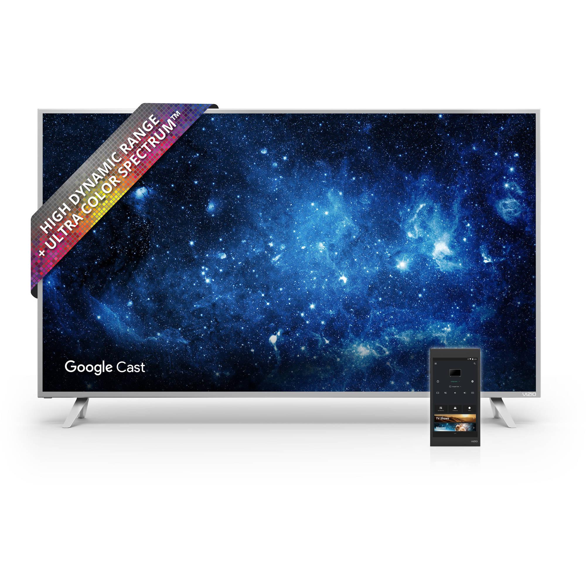 "VIZIO P65-C1 - 65"" Class (64.53"" viewable) - P Series LED TV - Smart TV - 4K UHD (2160p) - full array, local dimming"