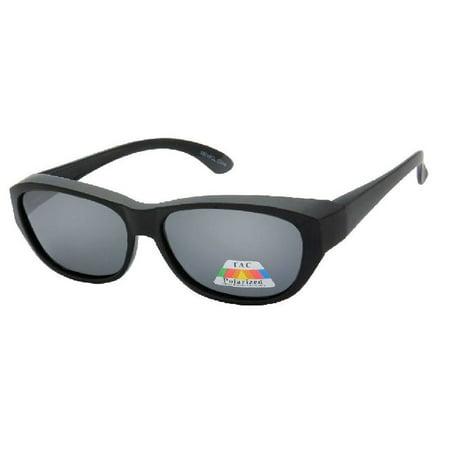 MLC  Polarized Fashion Fit Over 2 Tone Polarized Collection (Fashion Sunglasses Collection)