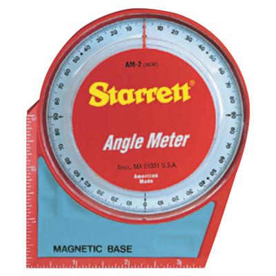 Starrett Angle Meter, -, Red, AM-2