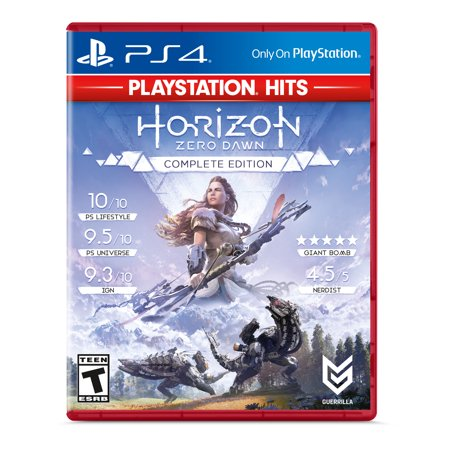 Horizon Zero Dawn: Complete Edition – PlayStation® (Horizon Zero Dawn Xbox One Release Date)