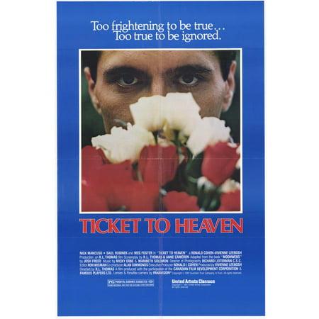 Ticket to Heaven POSTER Movie Mini Promo