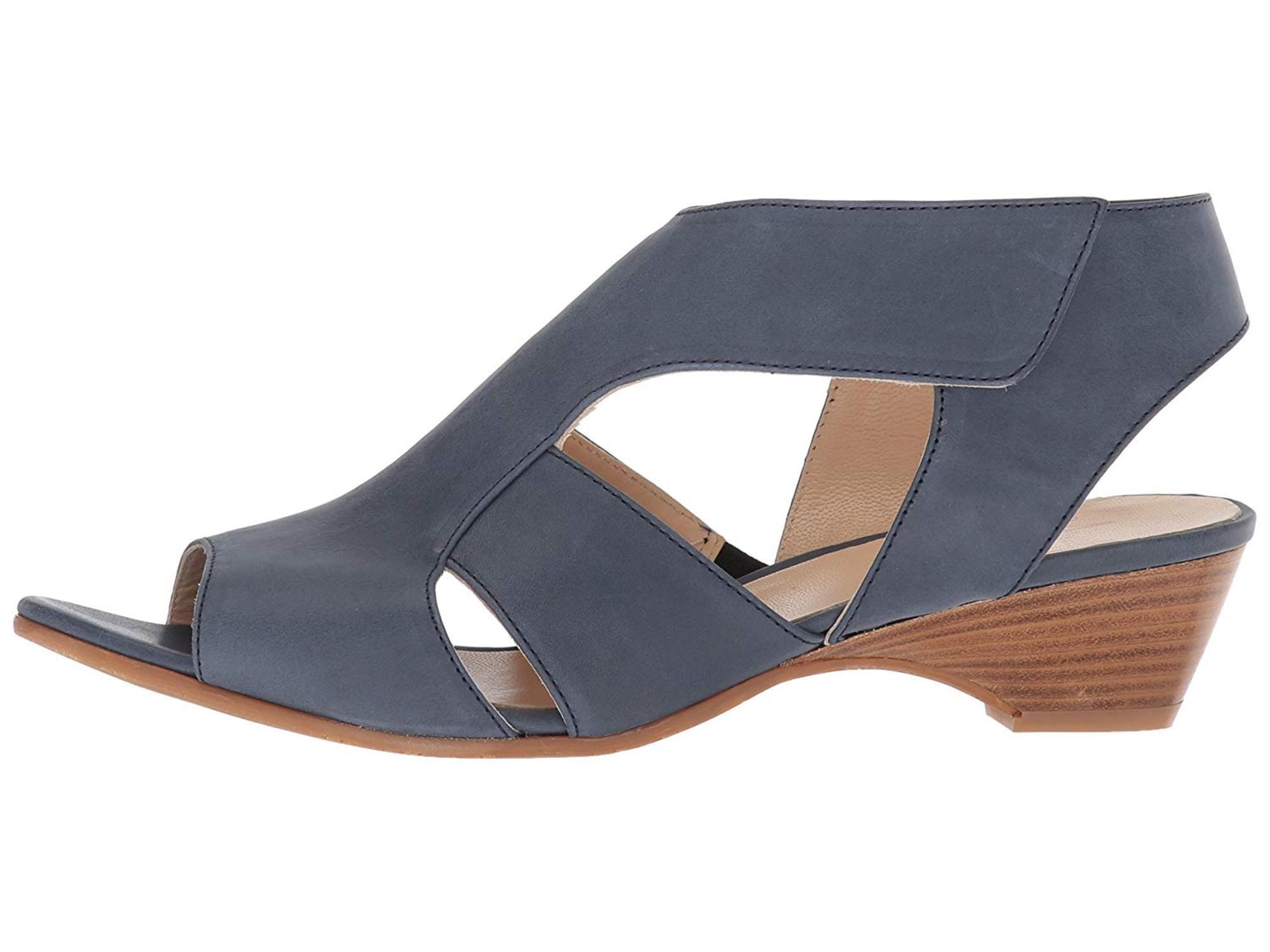 Amalfi By Rangoni Womens Doris Open Toe Casual Slingback Sandals by Amalfi by Rangoni