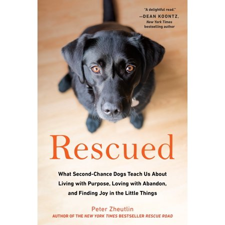 Rescued : What Second-Chance Dogs Teach Us About Living with Purpose, Loving with Abandon, and Finding Joy in the Little (Things To Know About Cats As Pets)