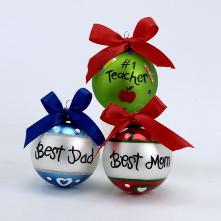 club pack of 24 best dad best mom and