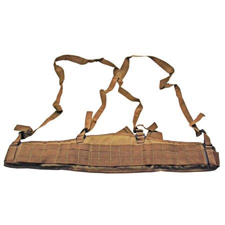 PRO-TOOLS (HK) COMPANY LTD Deluxe MOLLE Tactical Belt - Tan