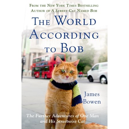 The World According to Bob : The Further Adventures of One Man and His Streetwise