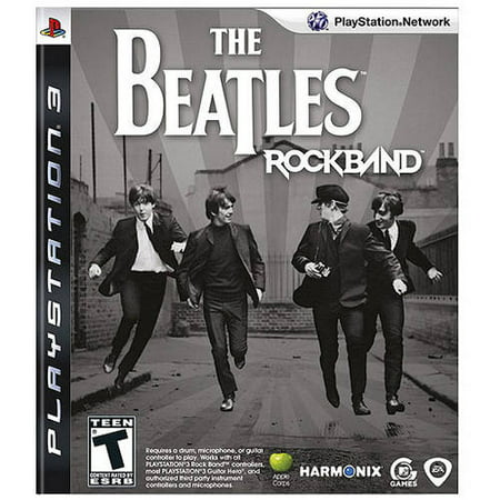 Rock Band: The Beatles (PS3) - Pre-Owned - Game Only (Ps3 Rock Revolution)