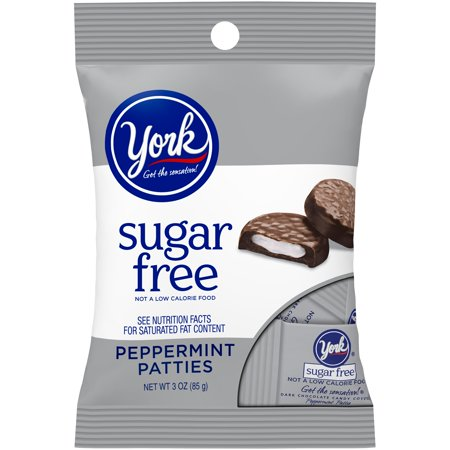 York Sugar-Free Peppermint Patties, 3 Oz.