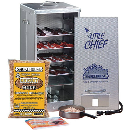 Little Chief Front Load Smoker - Little Chief Electric Smokers