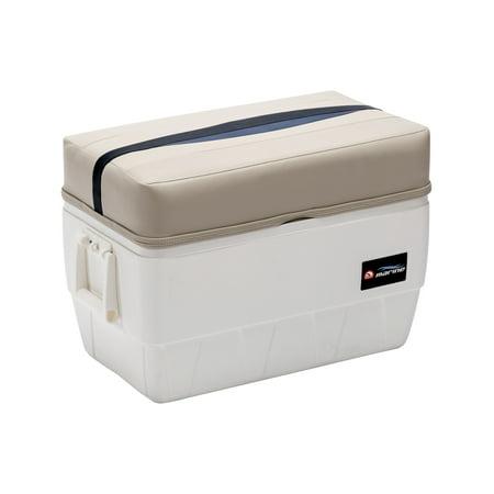 Wise BM11008-986 Premier Series Pontoon Igloo 48 qt. Cooler (Cooler Seat)
