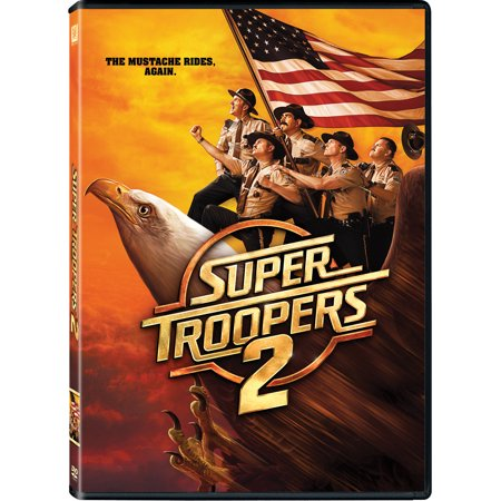 Super Troopers 2 (DVD)
