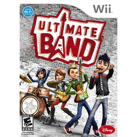 Band Wig (Ultimate Band (Wii))