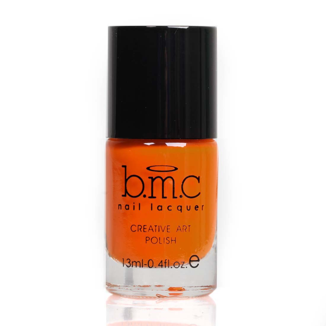 BMC 6 Color Set of Nail Stamping Paint Lacquers - Creative Art Polish Collection