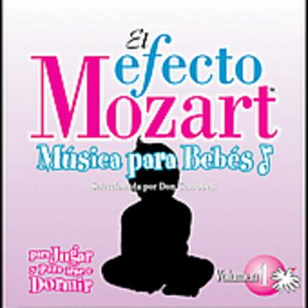 Efecto Mozart: Musica Para Bebes 1 / Various (Musica Para Celebrar Halloween)