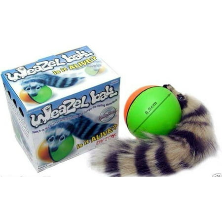 D.Y Weazel Ball Weasel Ball Toy