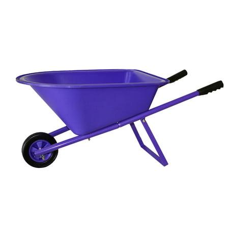Children's Wheelbarrow - Purple, Kid's Garden
