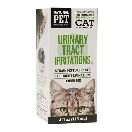 King Bio Homeopathic Natural Pet Cat   Urinary Tract Irritations   4 Ounce