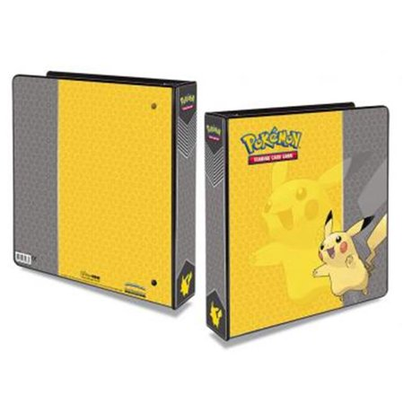 Pokemon Card Binder (Ultra Pro Pokemon Pikachu 2